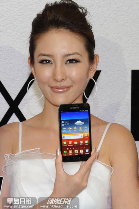Panasonic GX1 Samsung Galaxy Tab 7.7  7.0 Plus Galaxy Note 發布會 - 港燦 - Bear in Mind Ox