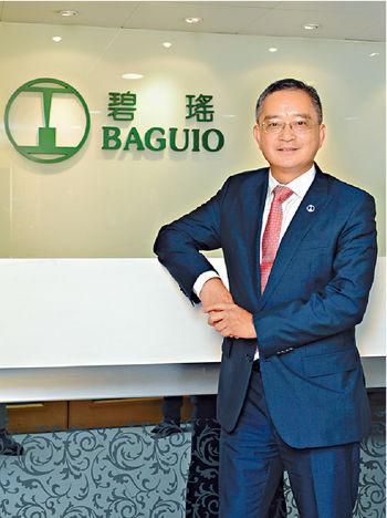 ■吳永康表示,清潔行業正醞釀巨變,但這一切都是公司未來發展的機遇。