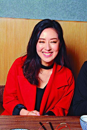 ■唐詩詠表示導演要求高,讓她在演技上有所提升。
