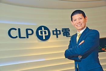 ■中華電力客戶及業務拓展部高級總監張寶中。