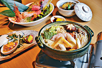 ■相撲鍋(Omakase套餐)