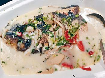 千島湖魚頭湯