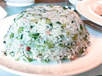 上海豬油菜飯