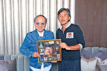 ■林子祥特別為廣州站演唱會限量出版了一張非賣品黑膠唱片,以串燒歌的形式收錄了他40年來的16首經典金曲。