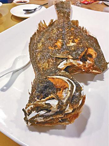 燒烤多寶魚