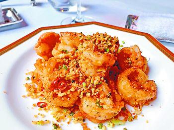 七味椒鹽蝦球