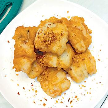 「星記」的椒鹽九肚魚