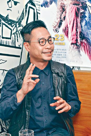 ■導演李子俊亦讚賞志叔設計出水底威吔戲。