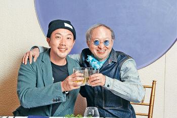 歌手出身的劉浩龍(師兄)近年主力拍電影,近作有《追龍》和《臥底巨星》。曾打算放棄唱歌的他,早前...