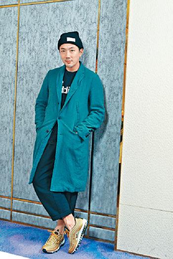 ■劉浩龍在電影《臥底巨星》中教陳奕迅打功夫好搞笑,他希望嚟緊可以拍多啲笑片。