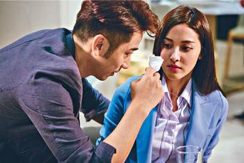 ■吳卓羲向陳凱琳求婚那場戲,是此劇感動位之一,必看!