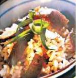 冬菇蒟蒻燴飯