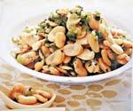 雪菜發芽豆