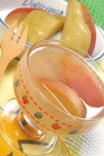 啤梨蘋果水